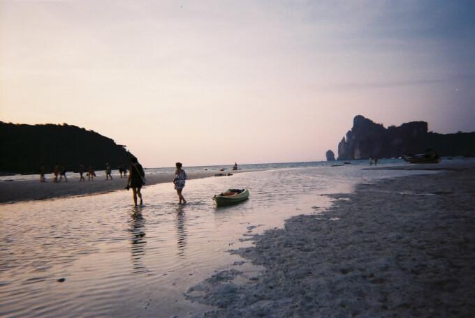 「タイのピピ島ってどんな場所?はじめて行く人に向けたピピ島基本情報」ローダラムビーチ3