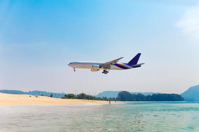 ラサダ港からパトンビーチ・カロンビーチ・プーケットタウン等の行き方:プーケット国際空港